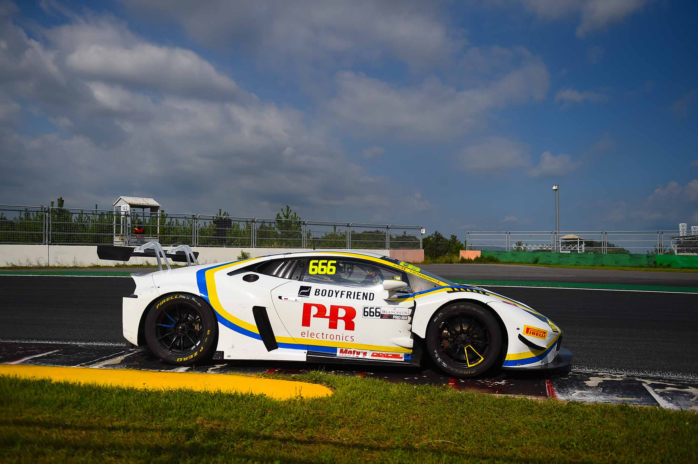 WEEKEND OF MISFORTUNE FOR VSR IN KOREA