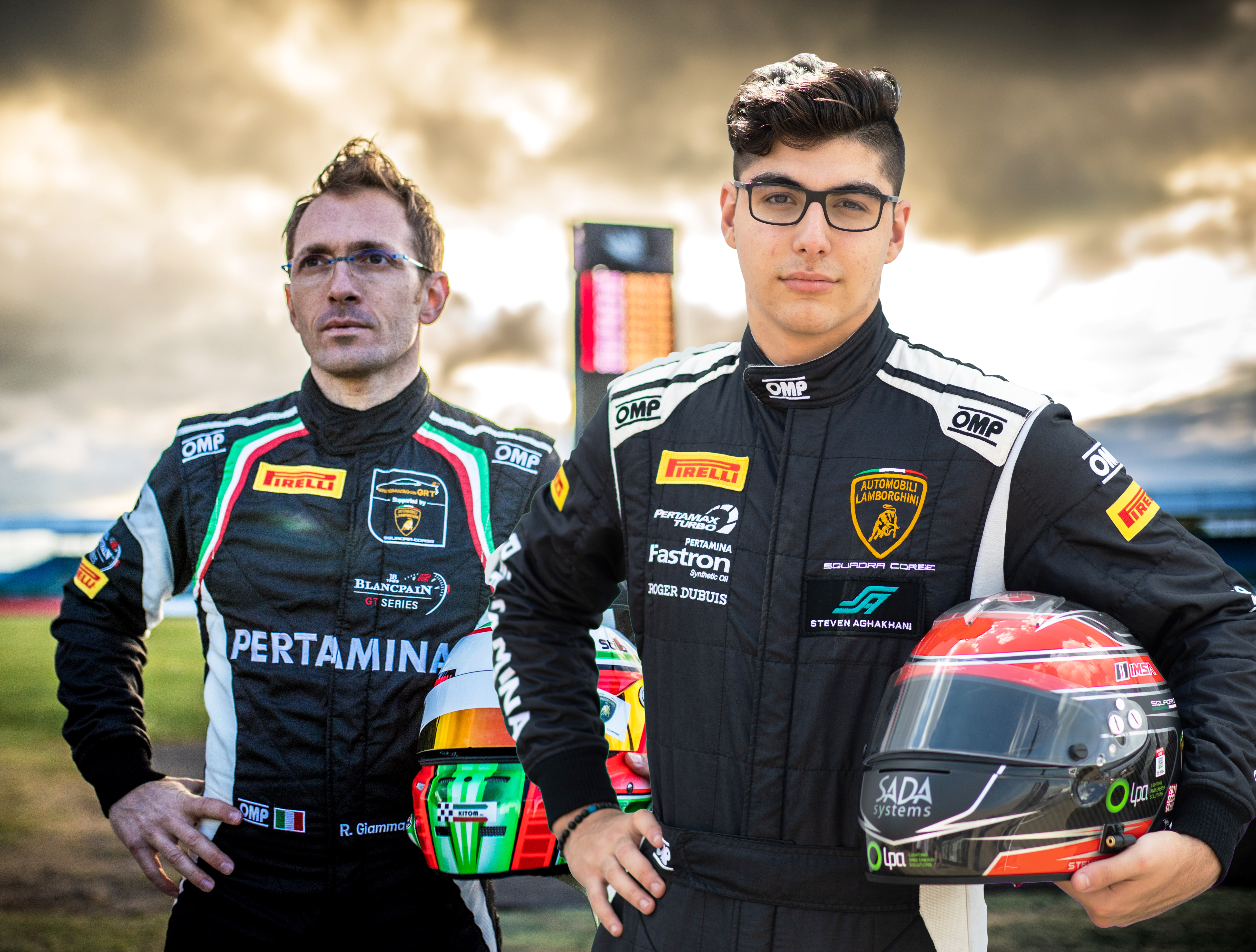 AGHAKHANI COMMITS TO ITALIAN GT ENDURANCE WITH VSR