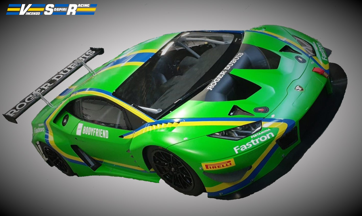 VSR CONFIRMS LAMBORGHINI GT3 PROGRAMMES IN ASIA AND ITALY