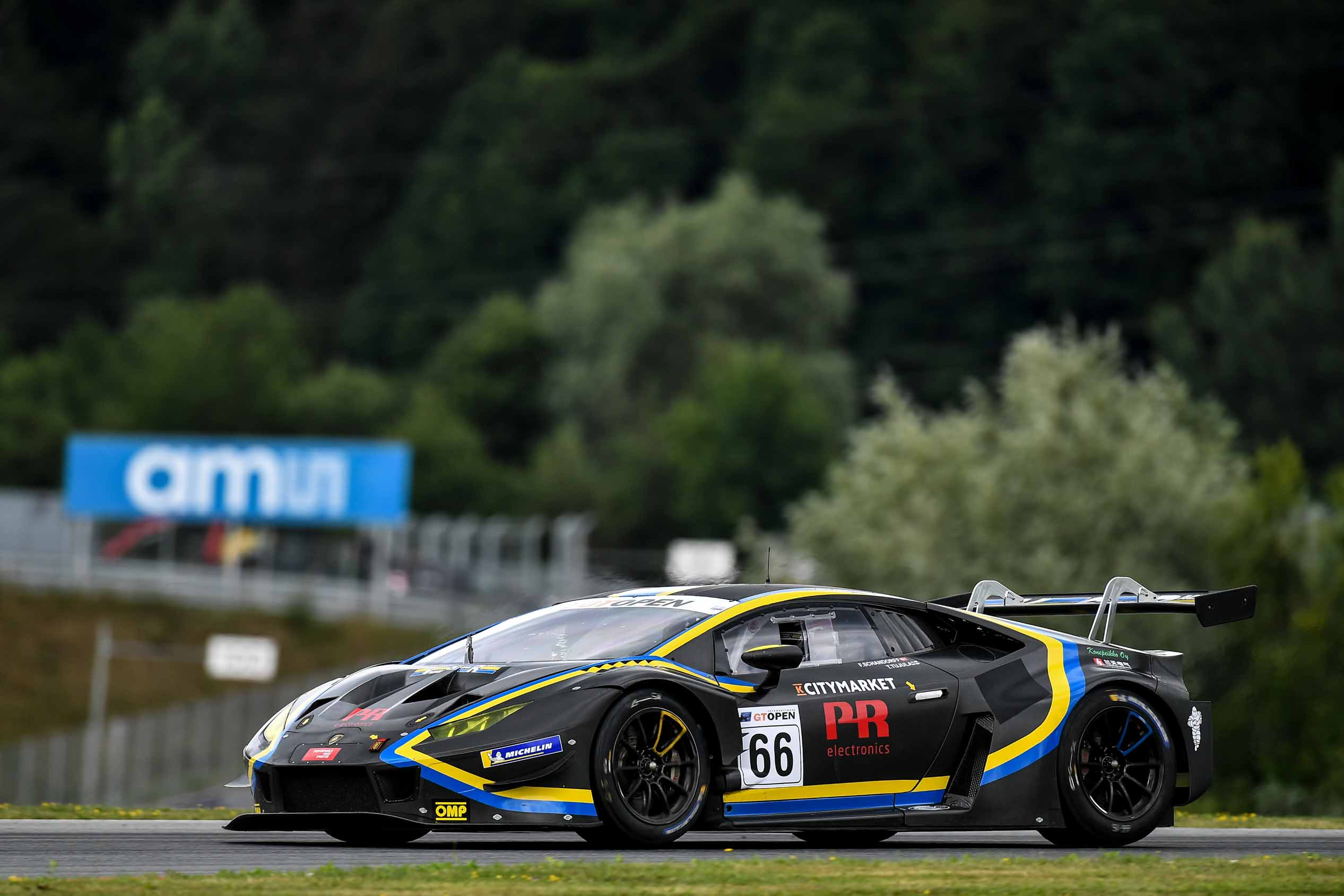 SCHANDORFF AND TUJULA VICTORIOUS AT THE RED BULL RING