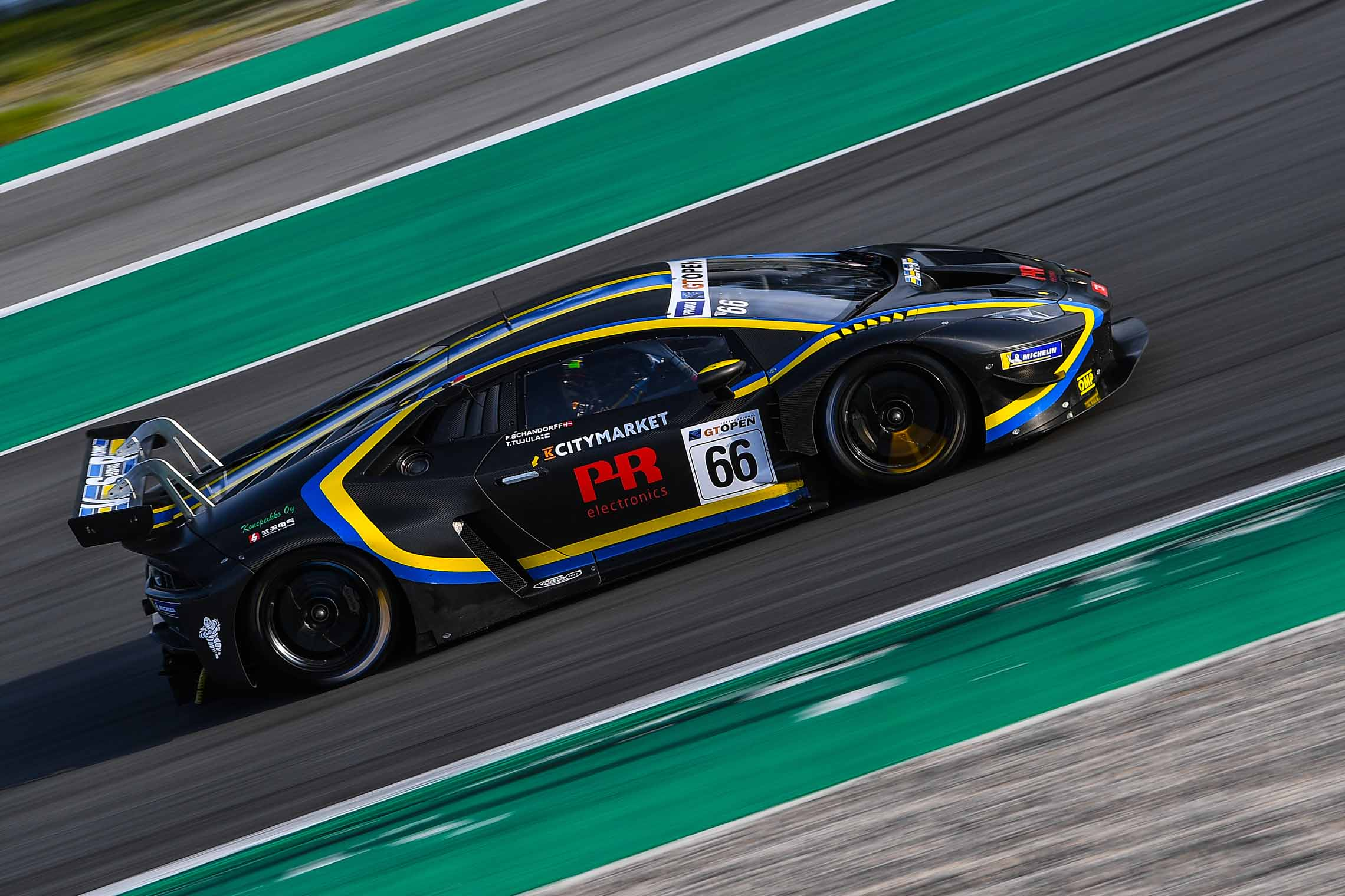 SCHANDORFF CONFIRMED AS 2019 INTERNATIONAL GT OPEN PRO-AM CHAMPION