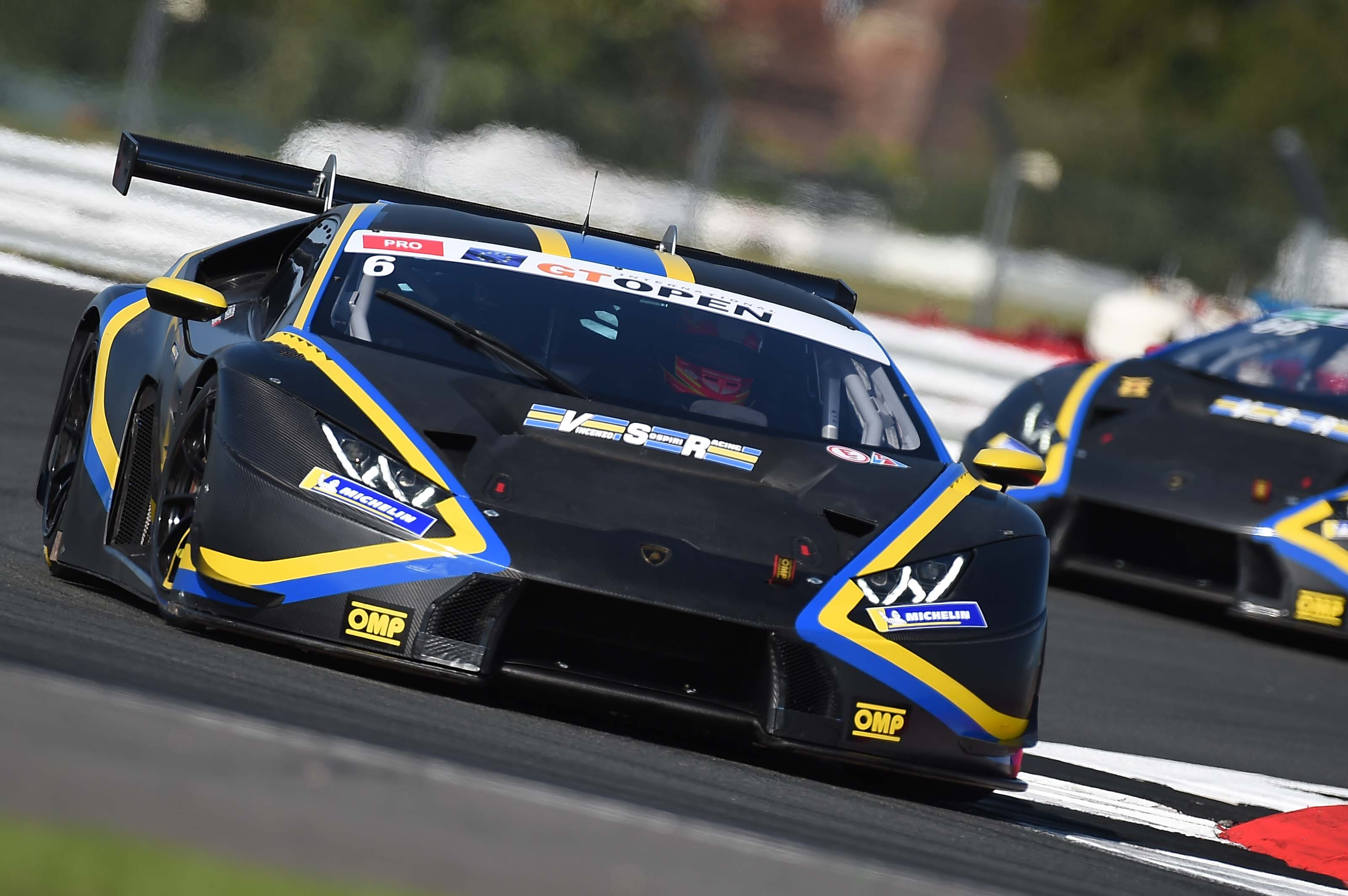 LING & SCHANDORFF TO RACE VSR LAMBO IN GT OPEN