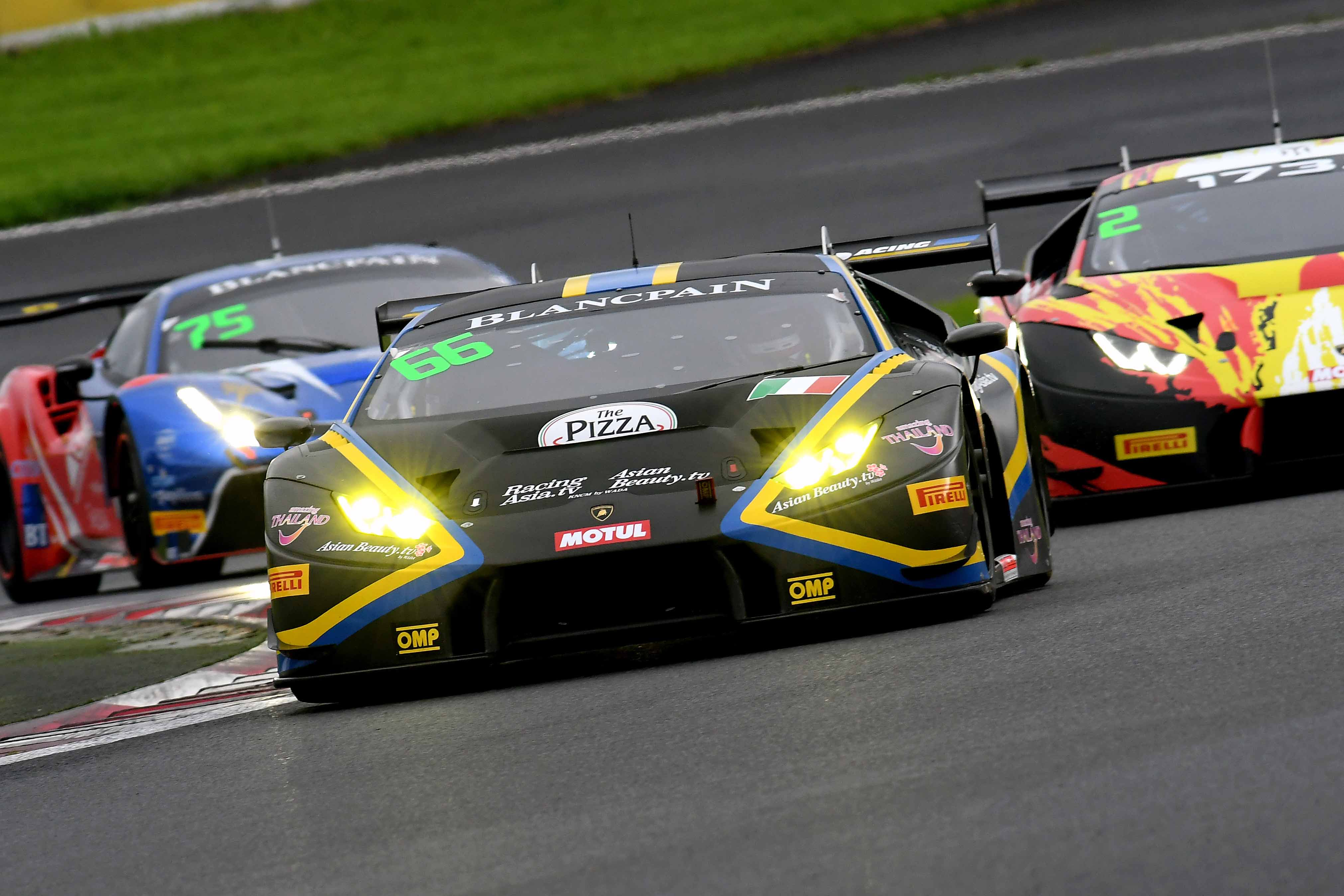 SILVER CUP PODIUM FOR KODRIC AND STUVIK AT FUJI