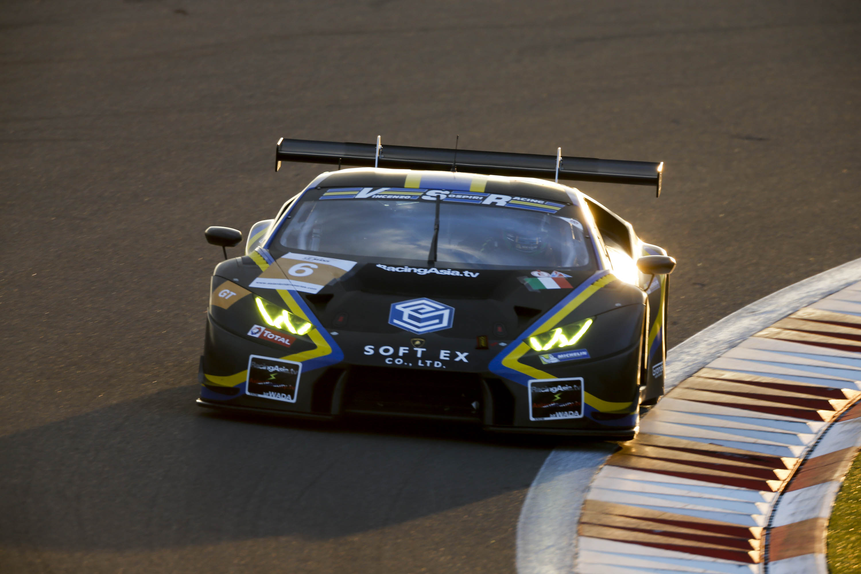 FOURTH AT FUJI PUTS VSR 2ND IN ASIAN LE MANS SERIES